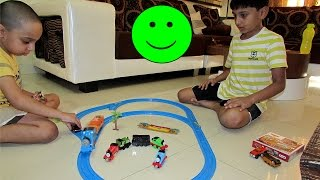 Thomas And Friends Accidents Happen, Trackmaster Play Sets For Children Playing At Home
