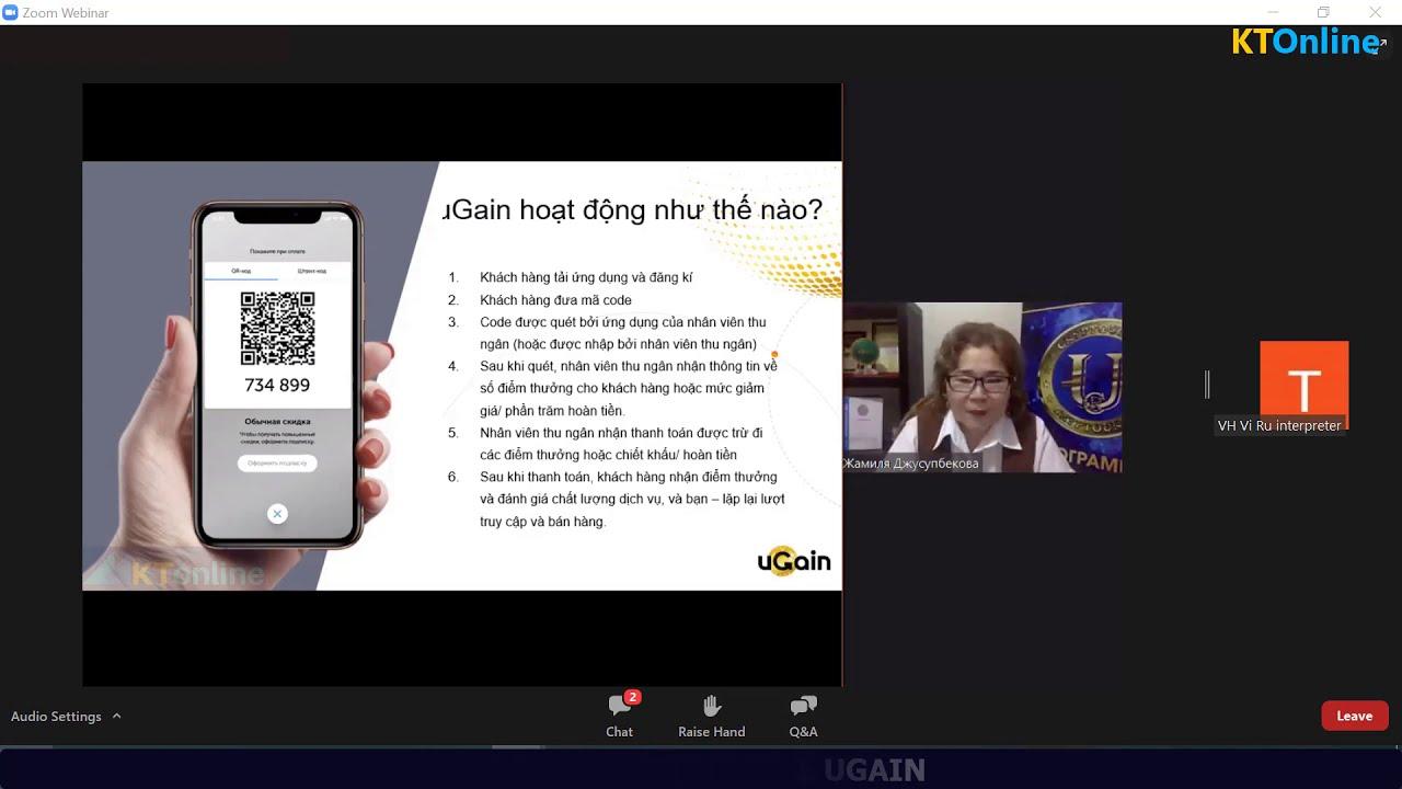 EVORICH   Cập nhật tin tức về Ugain – Nền tảng cho doanh nghiệp   KTOnline