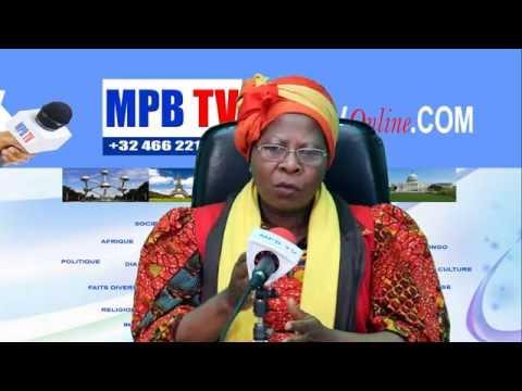 RDC -Départ Inévitable de Kabila: Justine Kasa-Vubu répond aux questions d