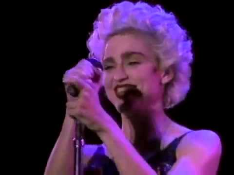 Madonna - Live at Who's That Girl Tour 1988 (''Ciao Italia'') (Part 2/3)
