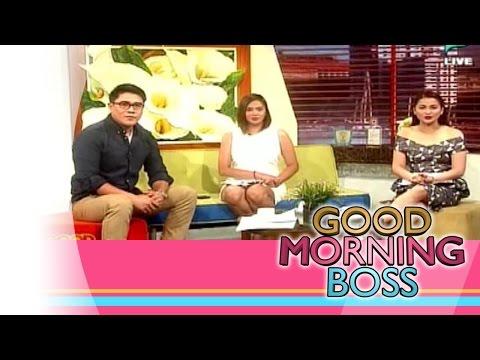 [Good Morning Boss] #TekaMoment [03|11|16]