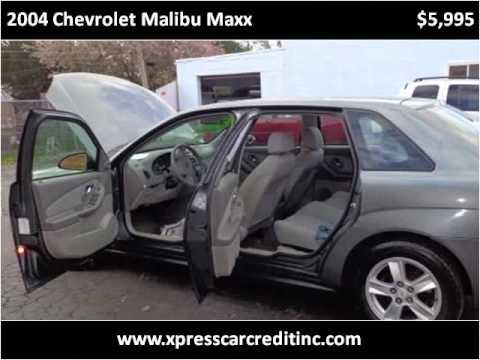 2004 Chevrolet Malibu Maxx Used Cars Chicago IL