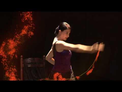 delia rodriguez Trapcode particular flamenco