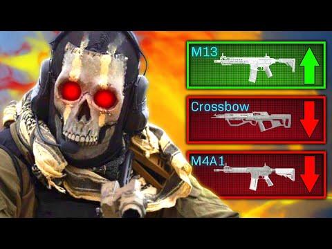 Modern Warfare: MP5 NERFED & Shipment Spawns FIX?