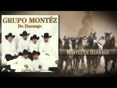 Montez De Durango - Lastima Es Mi Mujer (Álbum Oficial)