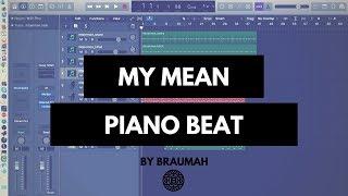 Making Pianos Sound MEAN | Beat Making In Logic Pro X