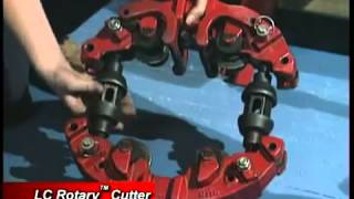 Low clearance rotery cutters