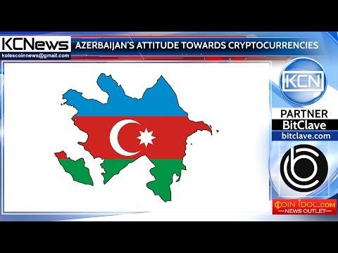 Azerbaijan watching cryptocurrencies closely