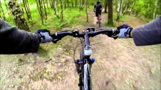Caesars Camp - Mountian Biking  (HD)
