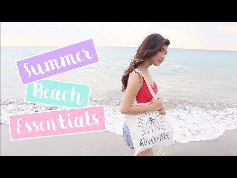 Summer Beach Essentials 2016 | Janina Vela Mp3