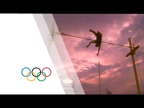 Ghada Shouaa wins Syria's first gold medal in Atlanta & more | Olympic History