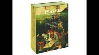 Erasmus van Rotterdam - Praise of Folly Alia Vox Boek + 6 SACD AVSA9895
