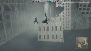 NieR Automata - Flooded City Treasure Chests (as 9S)