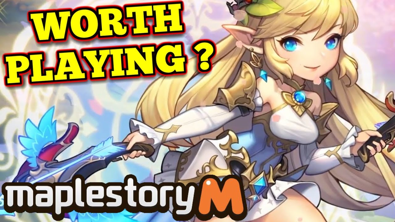 Maplestory Classes Tier List 2020.Daily Grind Review 2019 Maplestory M