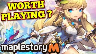 Daily Grind Review 2019 : MapleStory M