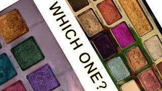 Video TO SAVE OR CAVE #1 - Too Faced Chocolate Gold Metallic Eyeshadow Palette I ByBare download MP3, 3GP, MP4, WEBM, AVI, FLV Oktober 2018