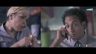 بالفيديو- أحمد أمين يقلد ماجد الكدواني في