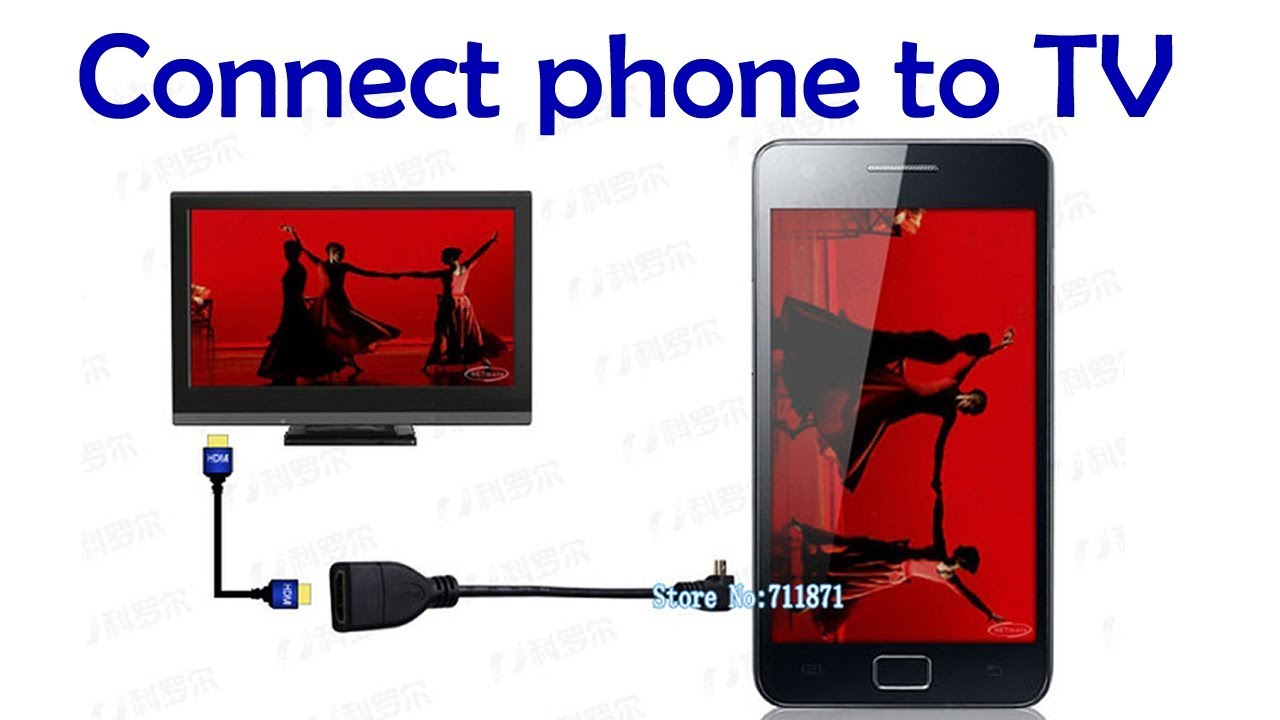 pics Play What's On Phone To Tv connect your cell phone to tv mhl to watch live tv or play video games