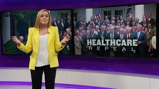 AHCA: Winners & Die-ers | May 10, 2017 Bonus Act | Full Frontal on TBS