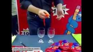 Пушистик Байла, фокусы для детей