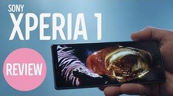 Sony Xperia 1 – Uusi 21:9 kuvasuhde, CinemaPro & avainominaisuudet