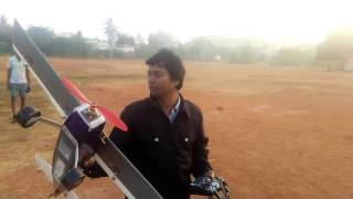 RC aeroplane in India: wing Sport flying