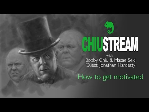 Chiustream - How to get motivated