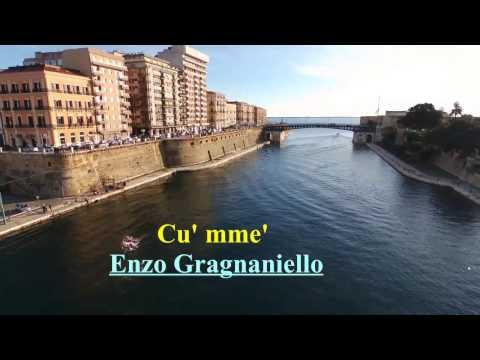 Cu 'Me  Mia Martini / Murolo COVER , con sottotitoli testo in italiano Tonia / Mauro