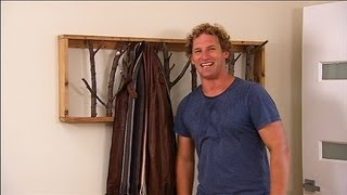 Better Homes And Gardens - Diy: Twig Coat Rack Ep 21 (21.06.2013)