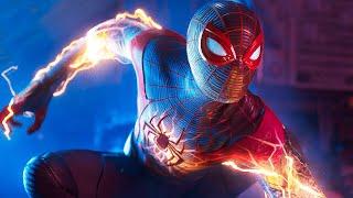 Marvel Человек-Паук: Майлз Моралес — Русский кинематографичный трейлер игры (2020)