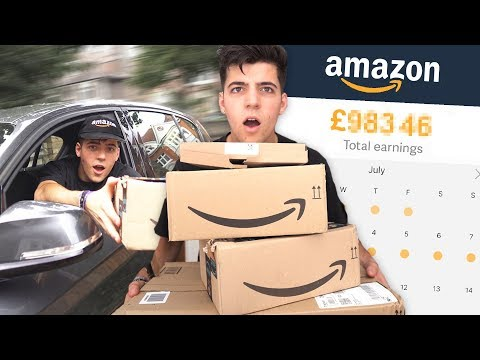 I Worked A Job At Amazon For A Week & Made £___