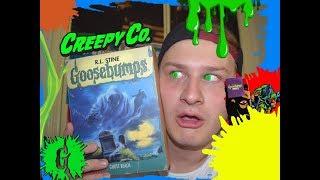 UNBOXING! New CreepyCo. Goosebumps Merchandise!