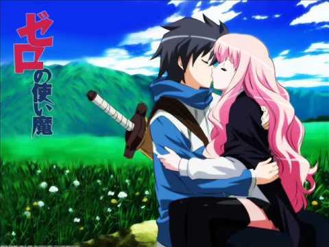 Zero No Tsukaima Princess no Rondo OST  ' Lost In Love'