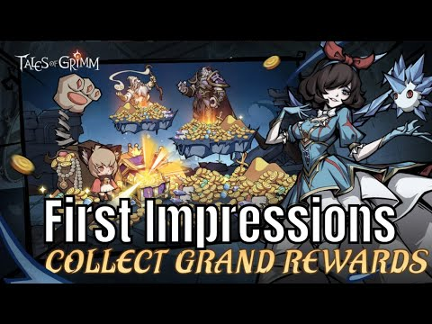Tales of Grimm - First Impression/Is It Legit/Early Access