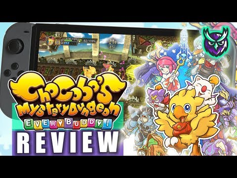 Chocobo's Mystery Dungeon: Every Buddy! Switch Review