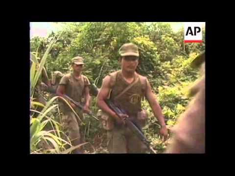 PERU: THREE PLANES DOWNED IN BORDER DISPUTE