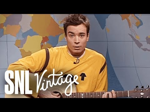 Weekend Update: Jimmy Fallon on TrickorTreating  SNL