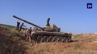انتهاكات لاتفاق وقف إطلاق النار جنوب سوريا - (8-7-2018)