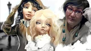 В память о Ирине Медянцевой мастера кукол  -погибшей во время теракта в Санкт-Петербурге