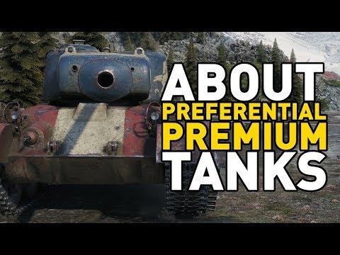 wot premium tanks preferential matchmaking