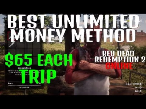 BEST UNLIMITED FISHING MONEY METHOD In Red Dead Redemption 2 ONLINE (AFTER UPDATE) thumbnail