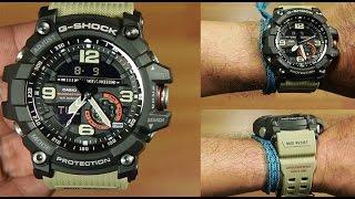 Casio G-shock MUDMASTER GG-1000-1A5 : UNBOXING