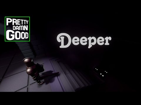 Deeper: A Procedural Dungeon Game | Dreams PS4