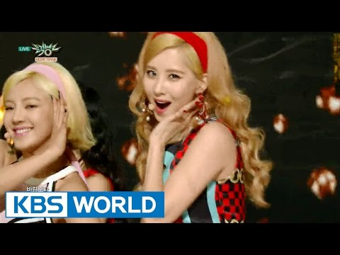 Girls' Generation (소녀시대) - You Think / Lion Heart [Music Bank COMEBACK / 2015.08.21]