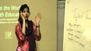 Twist Therapy Part 1 By Ms.Shilpa Khedekar