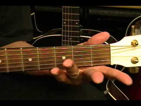 Guitar Chord Form Tutorial 160 David Crowder Band Style Chords