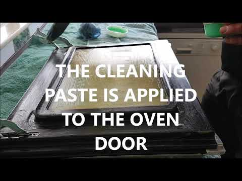 OVEN CLEAN WITH MUSIC MARCH 2019