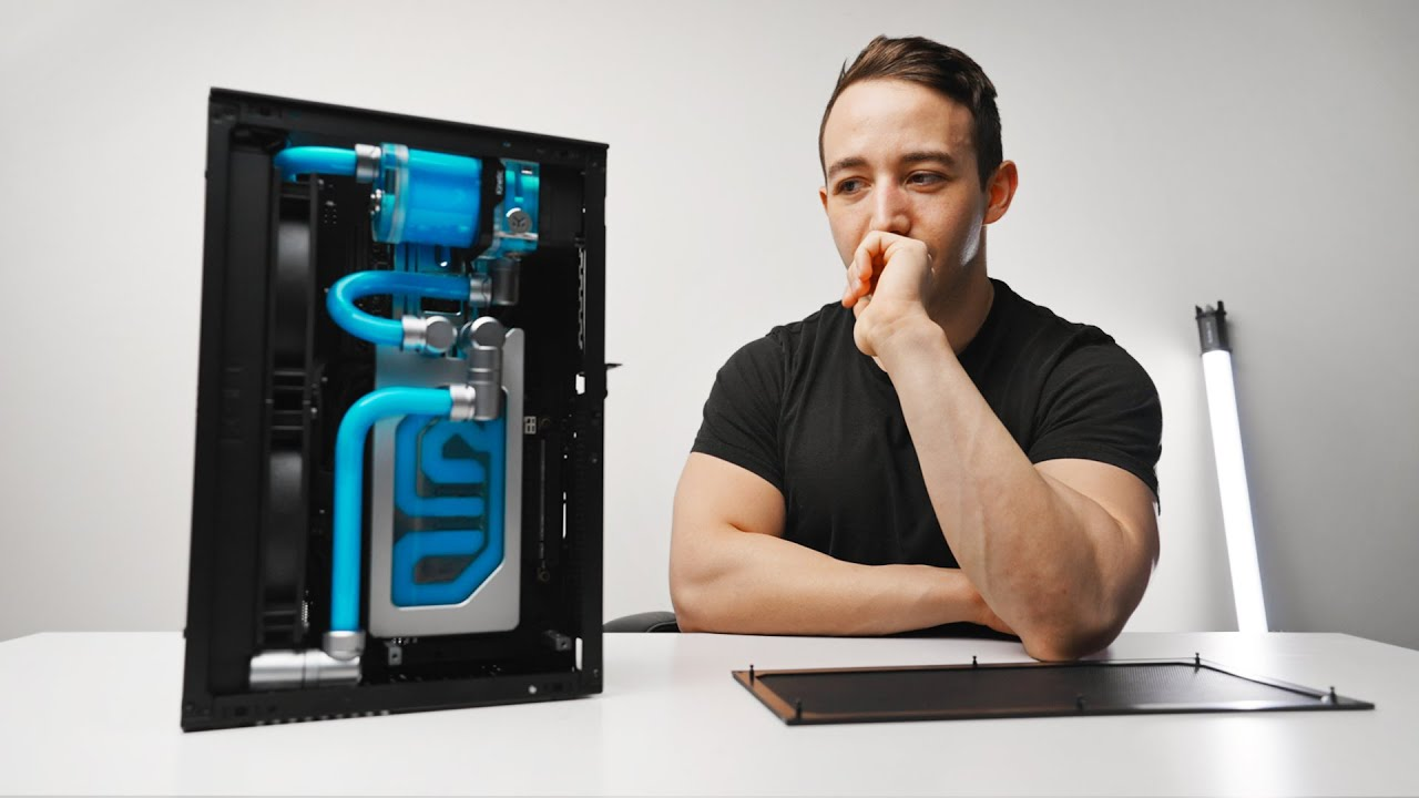 Download So Good I Might Switch - Liquid Cooled 3080 ITX Build