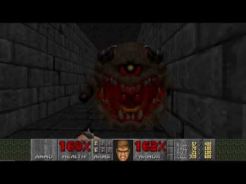 The Doom 2 (Ultra-Violence): chillax, TAS – MAP21