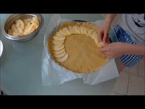 tarte-aux-pommes-maison